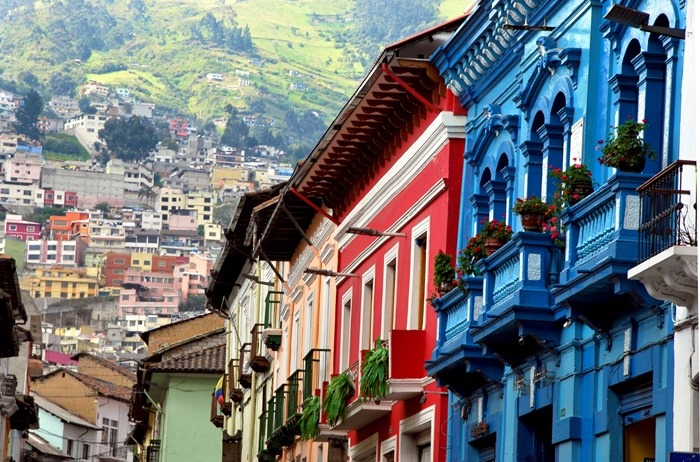Du lịch Quito